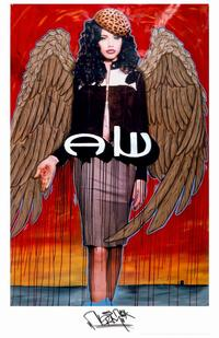 NORM - 11 x 17 - The Angel Series - Style E