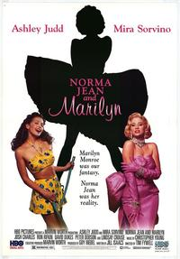 Norma Jean and Marilyn - 27 x 40 Movie Poster - Style A