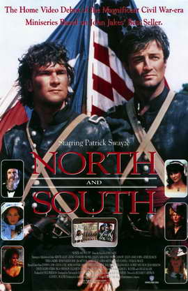 North and South Book 1 - 11 x 17 Movie Poster - Style A