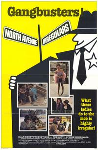 The North Avenue Irregulars - 27 x 40 Movie Poster - Style B