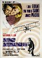 North by Northwest - 11 x 17 Movie Poster - Italian Style A
