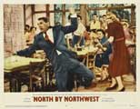 North by Northwest - 11 x 14 Movie Poster - Style G