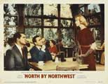 North by Northwest - 11 x 14 Movie Poster - Style H