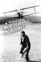 North by Northwest - 11 x 17 Movie Poster - Style J