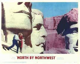 North by Northwest - 11 x 14 Movie Poster - Style A