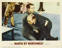 North by Northwest - 11 x 14 Movie Poster - Style I