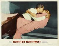 North by Northwest - 11 x 14 Movie Poster - Style J