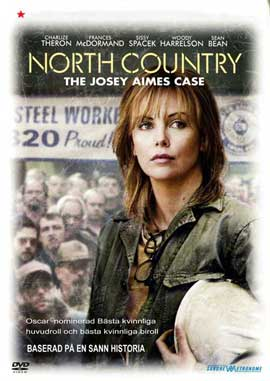 North Country - 11 x 17 Movie Poster - Swedish Style A