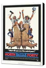 North Dallas Forty - 27 x 40 Movie Poster - Style A - Museum Wrapped Canvas
