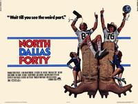 North Dallas Forty - 11 x 14 Movie Poster - Style A