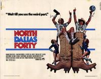 North Dallas Forty - 22 x 28 Movie Poster - Half Sheet Style A