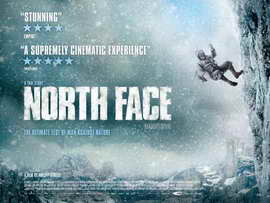 North Face - 11 x 17 Movie Poster - Style A