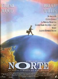 North - 11 x 17 Movie Poster - Spanish Style A