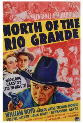 North of the Rio Grande - 27 x 40 Movie Poster - Style A