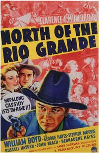 North of the Rio Grande - 43 x 62 Movie Poster - Bus Shelter Style A