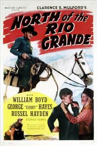 North of the Rio Grande - 11 x 17 Movie Poster - Style B