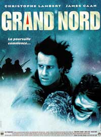 North Star - 11 x 17 Movie Poster - French Style A