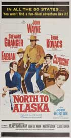North to Alaska - 20 x 40 Movie Poster - Style A