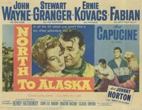 North to Alaska - 11 x 14 Movie Poster - Style A