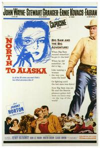 North to Alaska - 27 x 40 Movie Poster - Style A