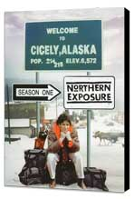 Northern Exposure - 11 x 17 Movie Poster - Style G - Museum Wrapped Canvas