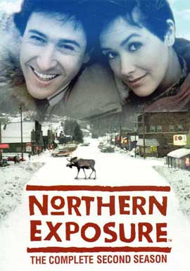 Northern Exposure - 11 x 17 Movie Poster - Style F