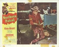 Northern Patrol - 11 x 14 Movie Poster - Style D