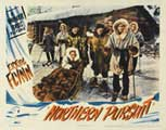 Northern Pursuit - 11 x 14 Movie Poster - Style C