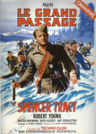 Northwest Passage - 27 x 40 Movie Poster - French Style A