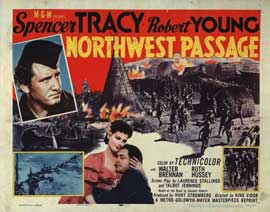 Northwest Passage - 11 x 14 Movie Poster - Style A