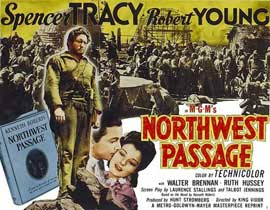 Northwest Passage - 11 x 17 Movie Poster - Style C