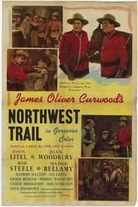 Northwest Trail - 27 x 40 Movie Poster - Style A
