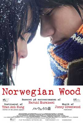 Norwegian Wood - 27 x 40 Movie Poster - Danish Style A