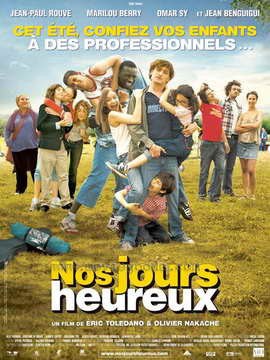 Nos jours heureux - 11 x 17 Movie Poster - French Style B