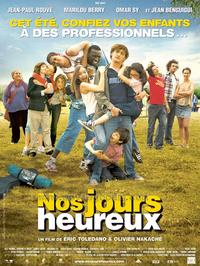 Nos jours heureux - 27 x 40 Movie Poster - French Style B