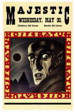 Nosferatu, a Symphony of Horror - 27 x 40 Movie Poster - Style A