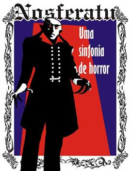 Nosferatu, a Symphony of Horror - 11 x 17 Movie Poster - Spanish Style A