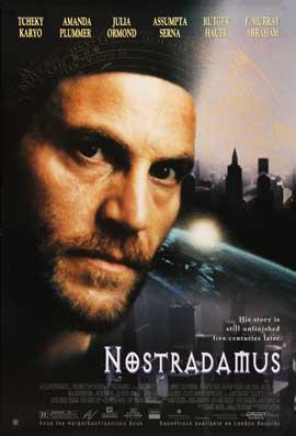 Nostradamus - 11 x 17 Movie Poster - Style A