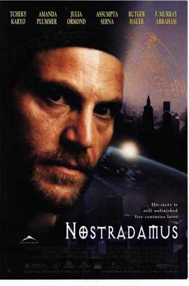 Nostradamus - 27 x 40 Movie Poster - Style A