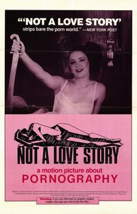 Not A Love Story - 11 x 17 Movie Poster - Style A