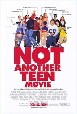 Not Another Teen Movie - 11 x 17 Movie Poster - Style B