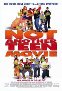 Not Another Teen Movie - 27 x 40 Movie Poster - Style A