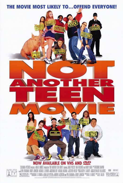 Not Another Teen Movie / არასაბავშვო კინო