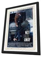 Not Fade Away - 11 x 17 Movie Poster - Style A - in Deluxe Wood Frame