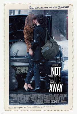 Not Fade Away - 11 x 17 Movie Poster - Style A