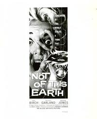 Not of this Earth - 8 x 10 B&W Photo #9