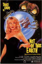Not of This Earth - 27 x 40 Movie Poster - Style A
