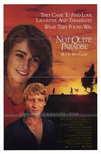 Not Quite Paradise - 27 x 40 Movie Poster - Style A