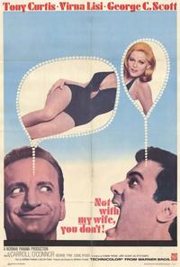 Not With My Wife You Dont - 11 x 17 Movie Poster - Style A