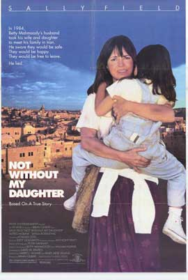 Not Without My Daughter - 27 x 40 Movie Poster - Style A